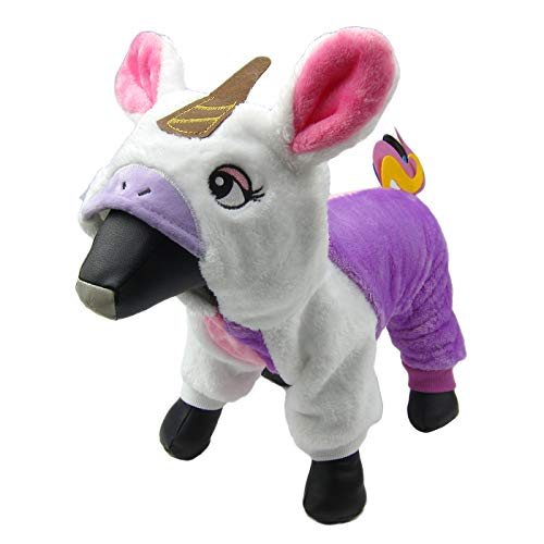 Alfie Pet - Duff Unicorn Costume - Size: Small ()