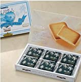 JAPAN Hokkaido Shiroi Koibito Chocolate Cookie white Chocolate.18piece/Box*4Boxs(72piece) +4 gift bag and packs for every Box. (best gift) Ship FREE
