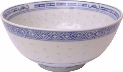 Reisschale / Reisschüssel, porzellan 17,5cm Durchmesser