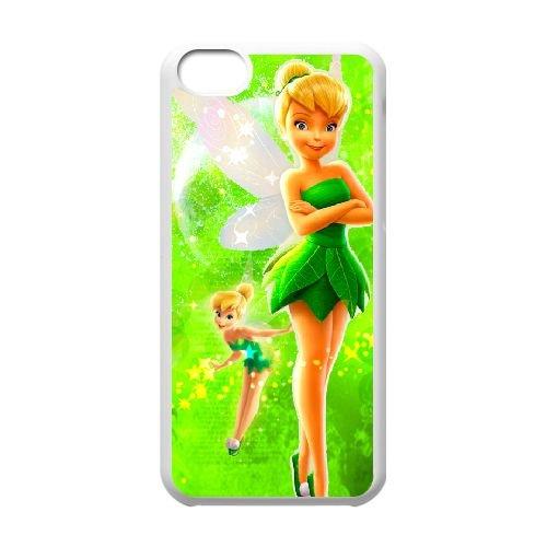 Peter Pan 003 coque iPhone 5C Housse Blanc téléphone portable couverture de cas coque EEEXLKNBC19494