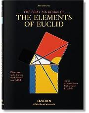 Oliver Byrne. Six Books of Euclid