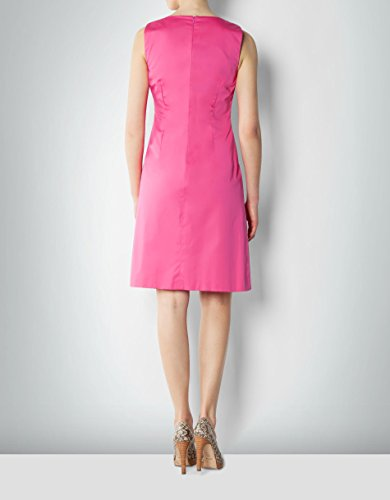 Baumwollmix Kleid 40 Damen Hechter Farbe Größe Dress Unifarben Daniel Rosa 1vxwfq1t