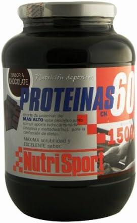NutriSport Proteina 60-500 gr: Amazon.es: Salud y cuidado ...