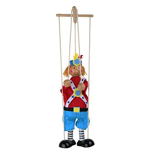 Small Foot 10032 Prince Puppet small foot by Legler