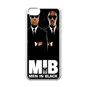 Diy Phone Cover Men in Black for iPhone 5C WEQ100184