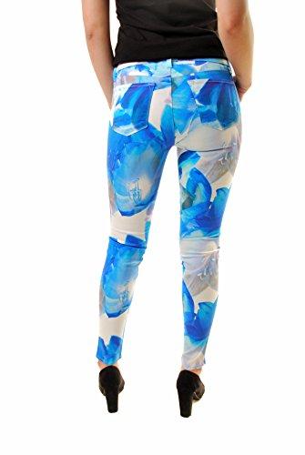 Blu Donne Jeans Brand Orchid Magro J cWpE4Pnc