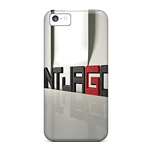 New Iphone 5c Cases Covers Casing(3d Santjago)