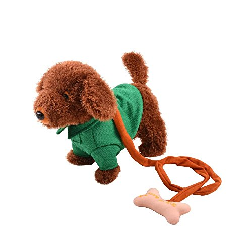 Dancing Dog On A Leash Toy
