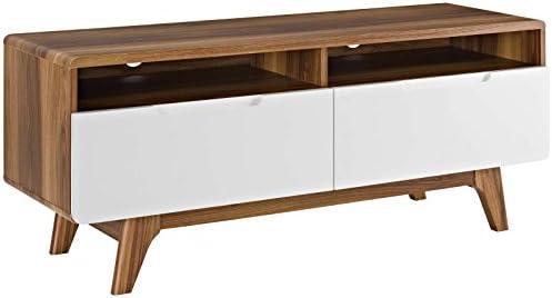 Modway Origin Mid-Century Modern 47 Inch TV Stand