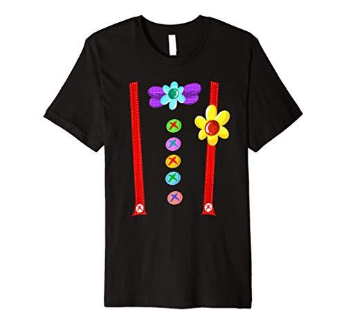 Diy Jester Halloween Costume (Cool Circus Clown | Funny Lazy DIY Halloween Costume Gift Premium)