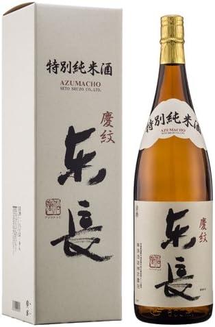 東長 純米酒 慶紋