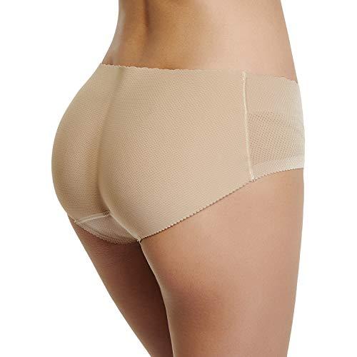 973277c2b69da Shapewear Underwear for Women Tummy Control Body Shaper High Waist Padded  Panty