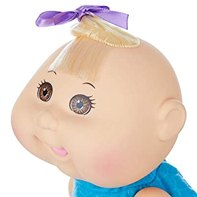 Cabbage Patch Kids 9 Inch Collectible Fantasy Friends Softbody Cuties Doll, Jewel Mermaid: Toys & Games