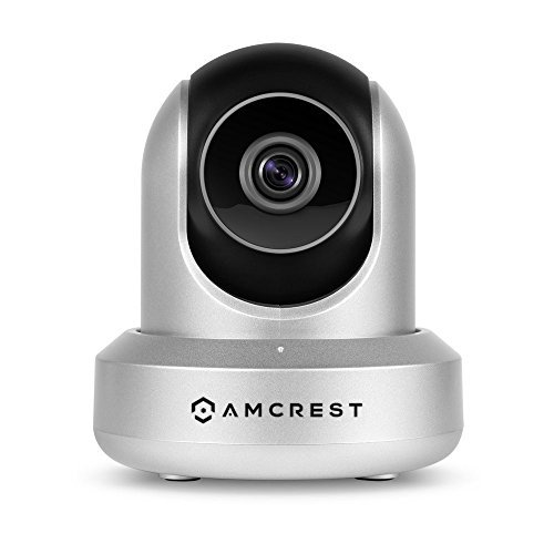 Amcrest IP2M-841 ProHD 1080P (1920TVL) WiFi IP Security Camera, Black