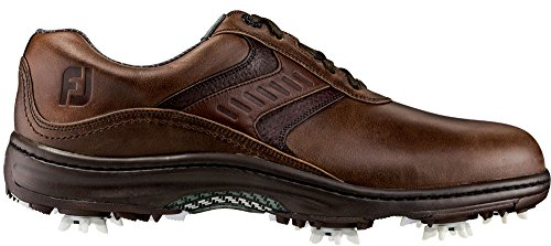 Brown Golf Shoe - 4