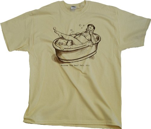Ann Arbor T-shirt Co. Men's SEXY WILLIAM HOWARD TAFT T-shirt