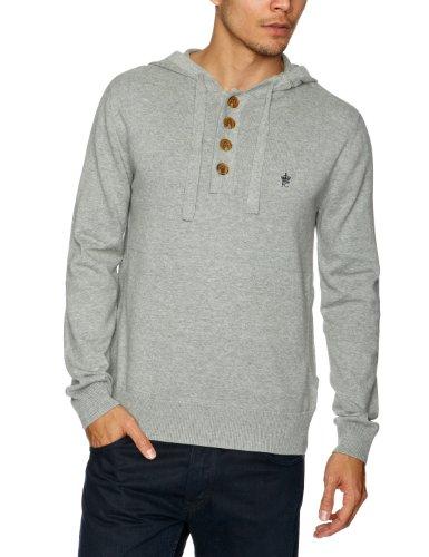 french-connection-mens-auderly-cotton-hoody-sweater-grey-mel-darkest-blue-medium