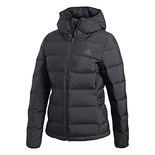 e388539b2 Amazon.com: adidas Sport Performance Men's Helionic Hooded Jacket: Clothing