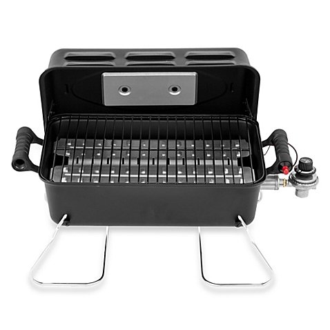 Char-broil Basic Table Top Porcelain-coated Grilling Grate Gas Grill (Char Broil Leg)