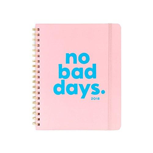 ban.do design Bando 12 Month Planner, No Bad Days (70834)