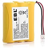 EBL Rechargeable Cordless Phone Battery for Vtech 80-5071-00-00 8050710000 Again & Again STB-912 STB912 Casio CP2775 TC2575 TC508 TC510 TC520 TC749 TC919
