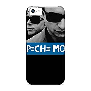 Anti-Scratch Hard Phone Cases For Iphone 5c (cRo11968hYIC) Custom Vivid Depeche Mode Pictures