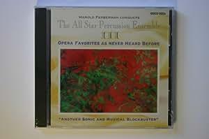 Harold Farberman conducts The All Star Percussion Ensemble III