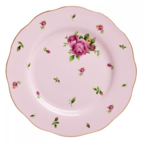 Country Blue Salad Plate - 1