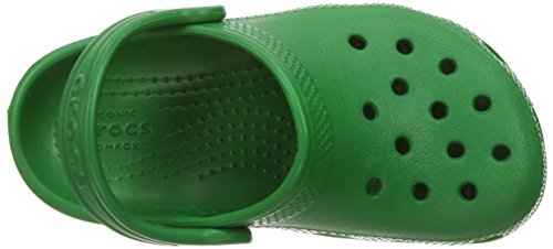 Kids' Green Classic Kelly Clog Crocs wqaUx0dIq