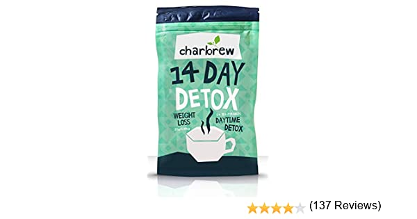 Detox Tea 14 day (Té de desintoxicación de 14 días): Amazon.es ...