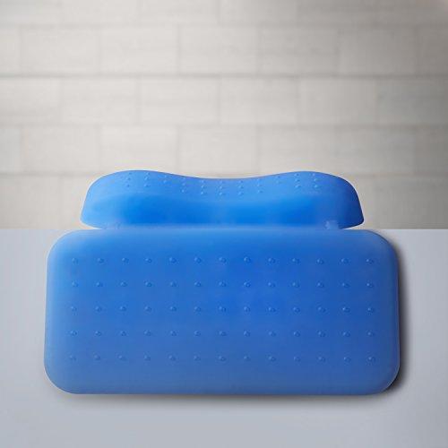 - Luxurious Silicone Bathtub Pillow 14