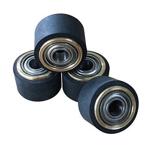 OIF 4 PCS Pinch Roller for Mimaki Plotter Cutter 4x10x14mm (Pinch Roller Mimaki For Plotter)