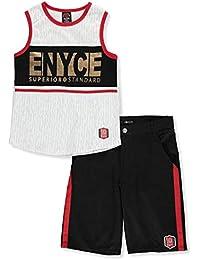 Boys 2-Piece Shorts Set Outfit