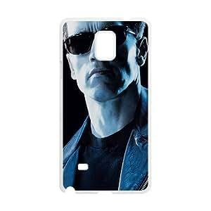 SKULL Arnold Schwarzenegger Phone Case for Samsung Galaxy Note4 Kimberly Kurzendoerfer