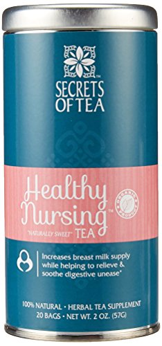 Baby Calming Milk (Secrets Of Tea Healthy Nursing Tea)