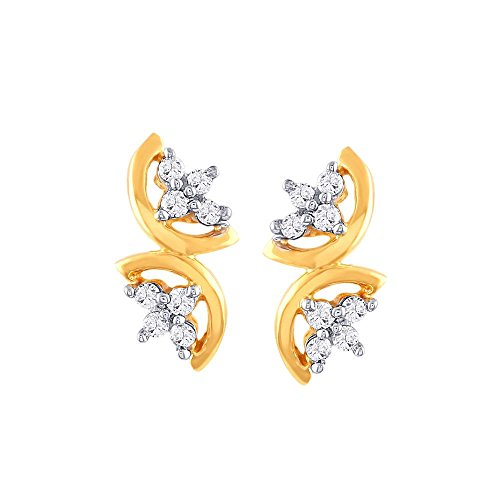 0.167 Ct Diamond Earrings - 3