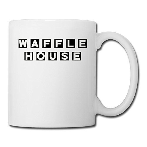 White Waffle House Vintage Beer Coffee Mugs Espresso for sale  Delivered anywhere in USA