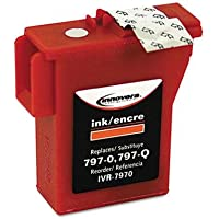 Innovera - Compatible With 797-0 Postage Meter 800 Page-Yield Red Product Category: Imaging Supplies And Accessories/Inkjet Printer Supplies