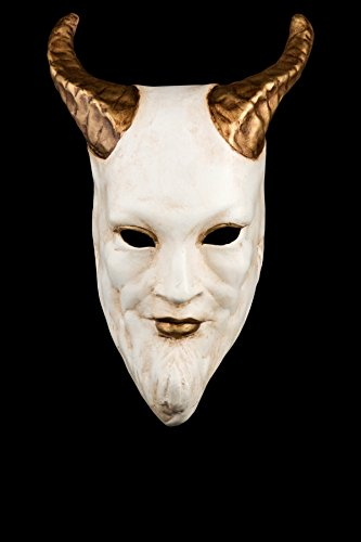 [Original Venice Shop - The Satyr - Paper Mache, H 30 cm X L 16 --- 11