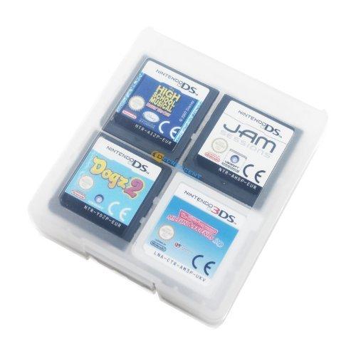 Estuche de tarjetas para Nintendo 3DS