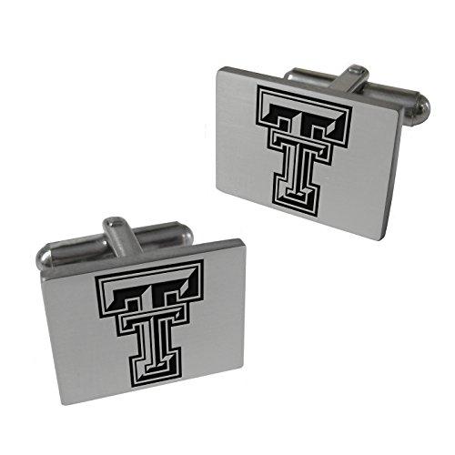 - Texas Tech Red Raiders Stainless Steel Original Style Cufflinks