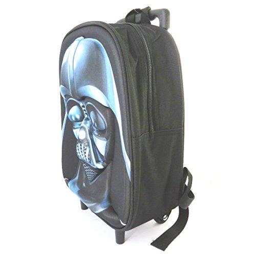 3d piccolo carrello 'Star Wars'vador scuro (31x25x10 cm).