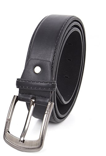 Classic Men's PU Leather Belt for Dress or Casual (M/L, - Belts Wholesale Designer