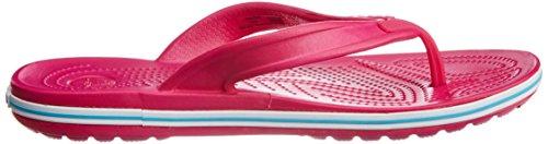 Unisex Electric Crocband Pink Flop Flip Crocs Blue Candy LoPro 4F7xqFCw