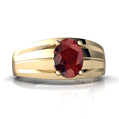 8x6 Oval Ring - 1