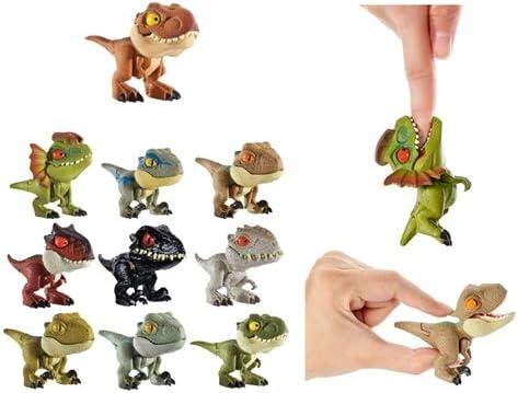 Mattel-GKX72 Jurassic world Dino bocazas 11x5cm, Multicolor (GKX72) , color/modelo surtido: Amazon.es: Juguetes y juegos