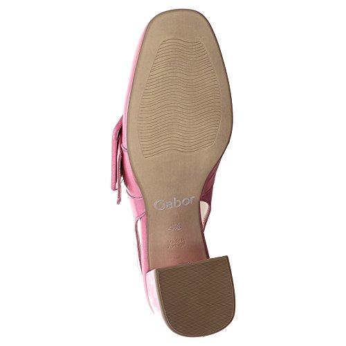 Court Pink Pink Gabor Pink Schuhe Damen 5xnqTqIg