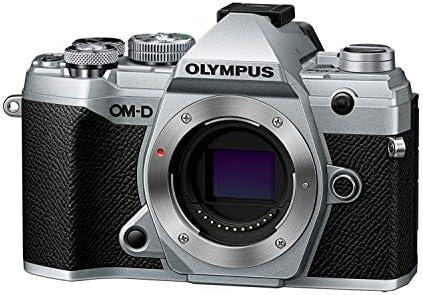 Olympus OM-D E-M5 Mark III MFT, Sensor de 20 MPX Estabilizador de ...