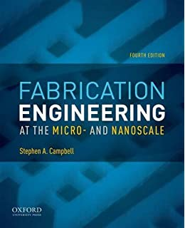 Introduction to microelectronic fabrication volume 5 of modular fabrication engineering at the micro and nanoscale the oxford series in electrical and computer fandeluxe Images