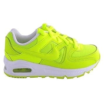 Nike Sneaker Air Max Command Ps Schuhe Kinder Jungen, Gelb